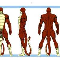 Wish-List: The Rattler (Serpent Society, Marvel; v1.2)