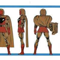 Marvel HeroClix Wish-List: Copperhead (Serpent Society; v1.4)