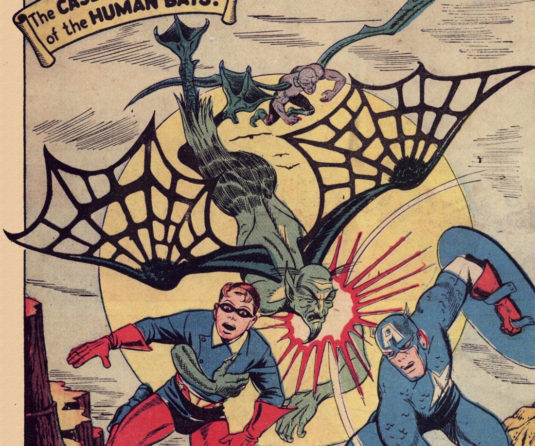 Vulture_of-1940s-cap-comics