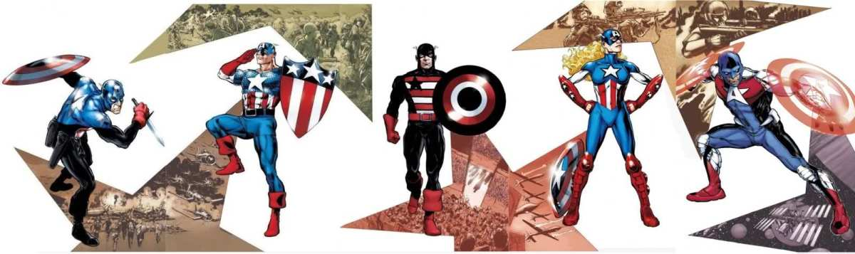 Marvel HeroClix Wish-List: Captain America Fast Forces pack. (v5.0)