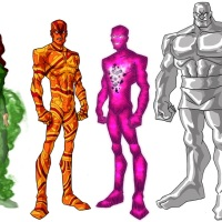 "Marvel HeroClix ""ReClix"" Wish-List & Ret-Con (WEB OF SPIDER-MAN, 2010): The U-Foes! (v1.1)"
