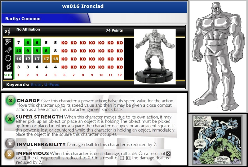 WSM016 Ironclad HCHandbook