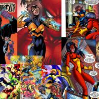 Marvel HeroClix Wish-List: Joystick! (v1.1)