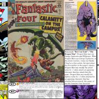 Marvel HeroClix Ret-Con: Dragon Man (AVENGERS, 2007)(v1.5)
