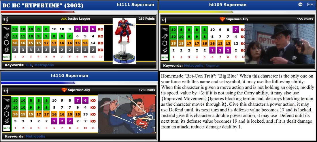 Ret-Con Trait HT Superman REV ver8