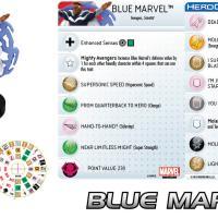 AoU SLOP: Blue Marvel!