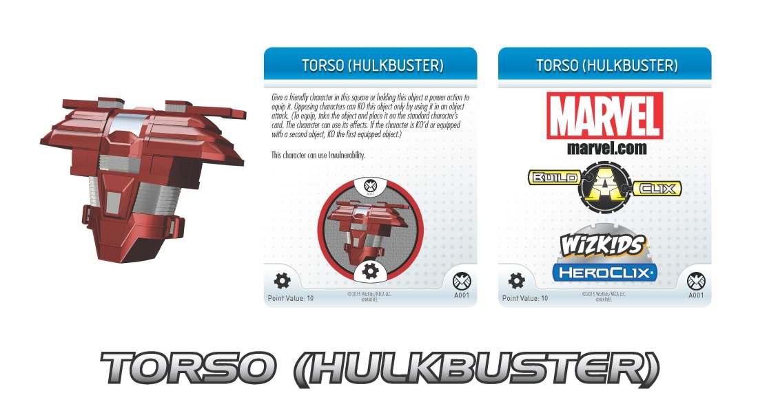 Hulkbuster-Torso