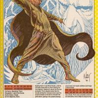 DC Comics HeroClix Wish-List: Blackbriar Thorn (v1.1)