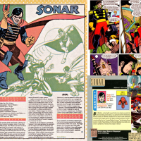DC HeroClix Wish-List: Sonar! (v1.1)