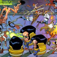 Marvel HeroClix: Superior Foes of Spider-Man - Devil Dinosaur Champion Figure - HeroClix by Wizkids Games