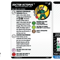 Clix It Up - Doctor Octopus - HeroClix by Wizkids…