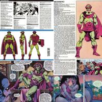HeroClix Wish-List: Mesmero! (Marvel)(v1.1)