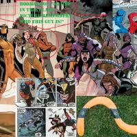 Marvel HeroClix Wish-List: Boomslang! (v1.1)