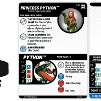 Marvel HeroClix: Deadpool & X-Force – Princess…