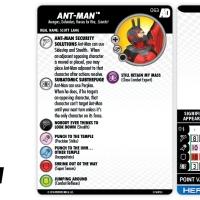 Marvel HeroClix: Avengers/Defenders War - Ant-Man | HeroClix