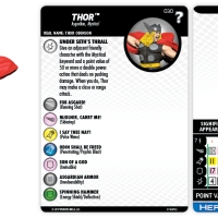 Marvel HeroClix: What If? - Thor | HeroClix