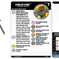 "Marvel HeroClix: 15th Anniversary ""What If?"" Figure Preview  - Goblin King 