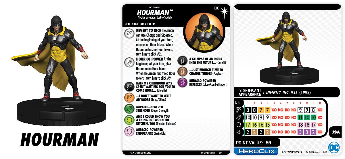 DC Heroclix Elseworlds Batman Uncommon 014